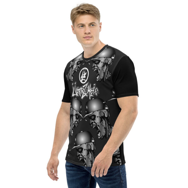 Faceoff Trendy All Over Printed Men's T-shirt   Uberzom