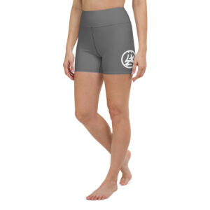 all-over-print-yoga-shorts-gray-left-front-